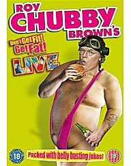 Roy Chubby Brown Live - Don