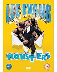 Lee Evans - Monsters Live