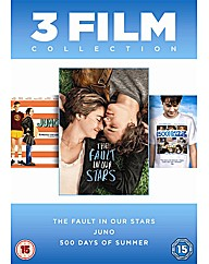 Fault In Our Stars/Juno/500 Days Of Summ