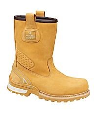 Amblers Steel Safety Rigger Boot