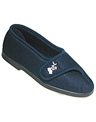 GBS Winnie Wide Fit Ladies Slipper