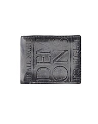 "Religion ""Demon"" Wallet"