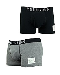 "Religion ""Patch"" Underwear"