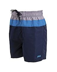Zoggs Blue Cruise Bombo Shorts