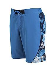 Zoggs Blue Cruise Longreef Shorts