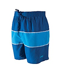 Zoggs Water Check Woodgate Shorts