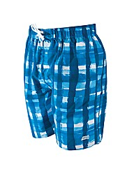 Zoggs Water Check Scarborough Shorts