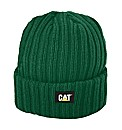 Caterpillar Rib Beanie Watch Cap