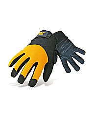 Caterpillar Padded Palm Gloves Large