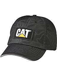 Caterpillar Reflective Mesh Cap