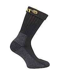 Caterpillar Industrial Work Sock 2 pk