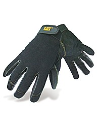 Caterpillar Pig Skin Gloves