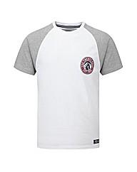 Tog24 Saturn Mens T-shirt Brand