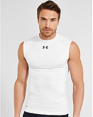 Heat Gear Compression Sleeveless T-Shirt