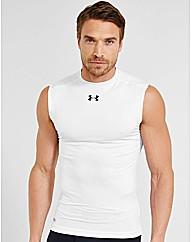 Heat Gear Compression Sleeveless T-Shirt