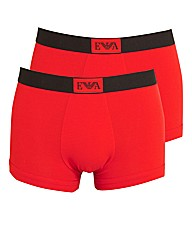 Xmas 2 Pack Stretch Cotton Trunk