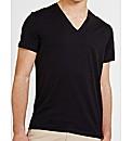 Supreme Cotton V Neck T-Shirt