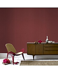 Graham & Brown Evita Ruby Wallpaper