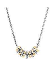 Jon Richard Link Chain Polish Necklace
