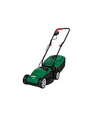 Qualcast Electric Rotary Lawnmower-1200W