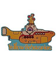 Beatles Yellow Submarine Wall Clock