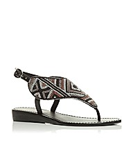 Moda in Pelle Nylie Ladies Sandals