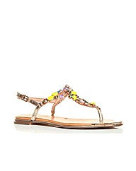 Moda in Pelle Lainey Ladies Sandals