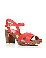 Moda in Pelle Lavinas Ladies Sandals