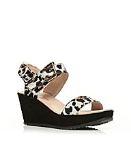 Moda in Pelle Perdi Ladies Sandals