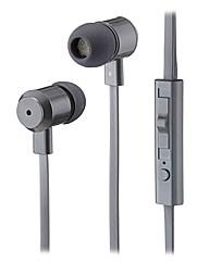 Goodmans GEP03 In Ear Earphones- Slate