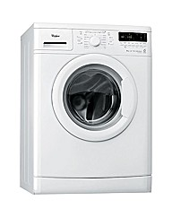 whirlpool 8kg washing machine home essentials. Black Bedroom Furniture Sets. Home Design Ideas
