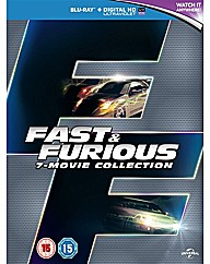 Fast  Furious 1-7