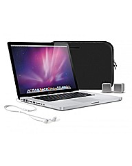 iLuv Accessory Pack for 15 Inch Mac Book