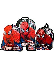 Spider-Man 5 Piece Childs