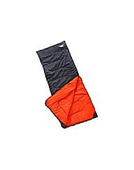 Trespass Single Envelope Sleeping Bag.