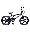Zinc Backbone 20 Inch BMX Bike - Unisex.