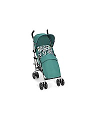 Swirl Confetti Spot Pushchair Package.
