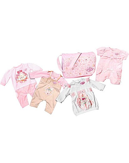 Image of Baby Annabell Great Value Set.