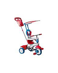 Smart Trike 4-in-1 Trike - Vanilla