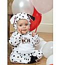 Disney 101 Dalmations Baby Costume