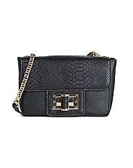 Love Juno snake shoulder bag