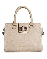 Love Juno snake tote bag