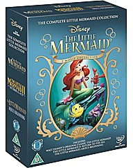 Little Mermaid 1 2  3