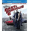 Fast  Furious 6 (BD+UV)