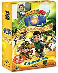 Tree Fu Tom – Time For Tree Fu –