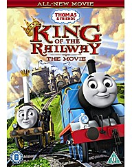 Thomas  Friends - King Of The Railway
