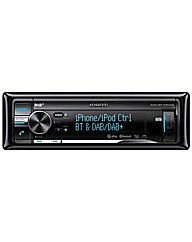 Kenwood KDC-BT73DAB CD/DAB receiver