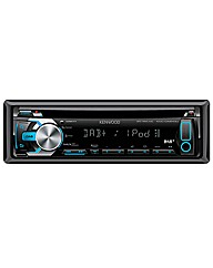 Kenwood KDC-DAB43U CD/DAB receiver