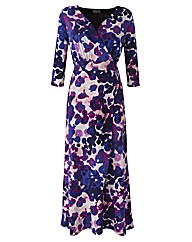 Grace Made in Britain maxi dress