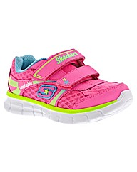 Skechers Girls Synergy Lil Softy Shoe